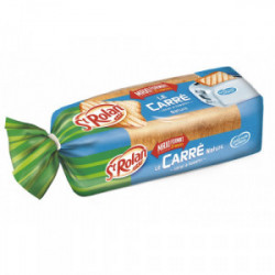 PAIN DE MIE CARRE MAXI NATURE - 525 G